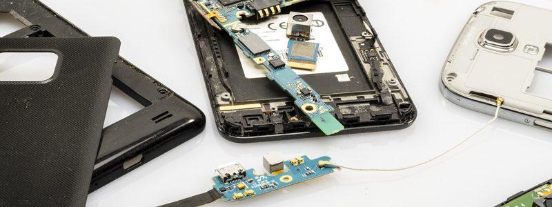 kit per la riparazione smartphone