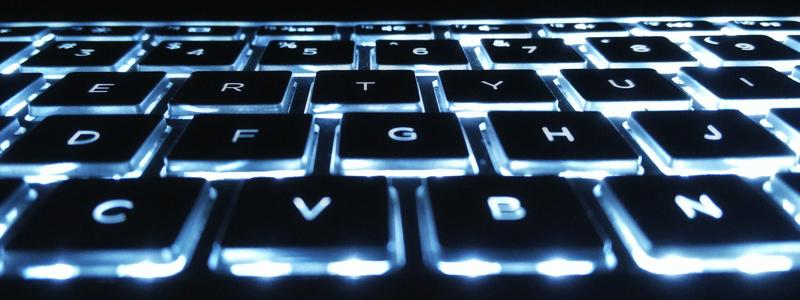 tastiere laser