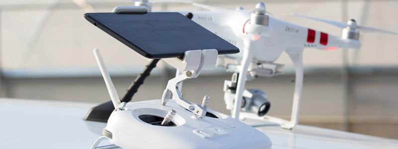 cinghie per droni