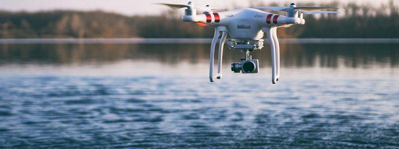 galleggiante per drone